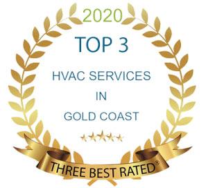 HVAC Services Awards Logo
