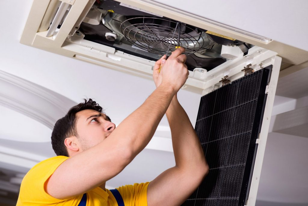 air conditioning helensvale
