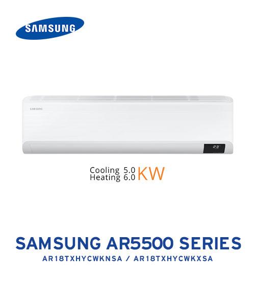 Samsung AR5500 5.0KW