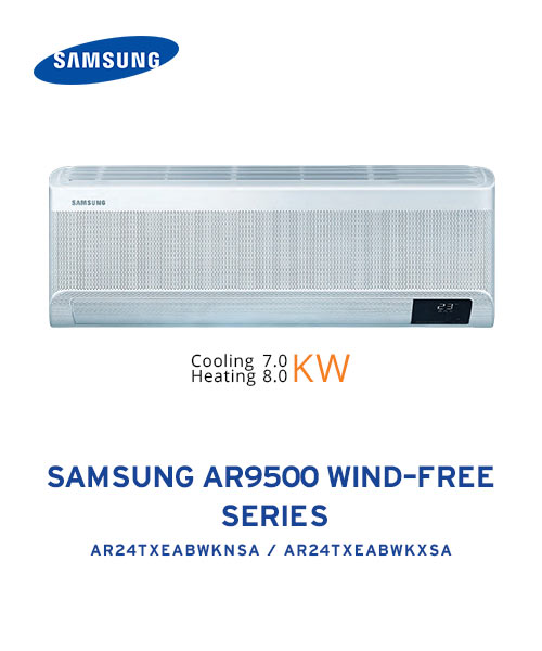 Samsung AR9500 7.0KW
