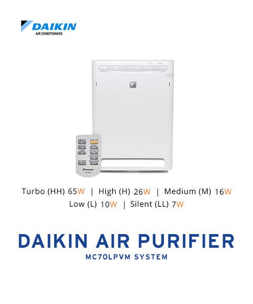 Daikin Air Purifiers MC70LPVM