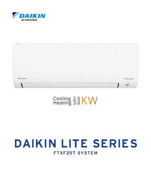 Daikin Lite Series - FTXF25T