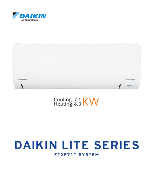 Daikin Lite Series FTXF71T