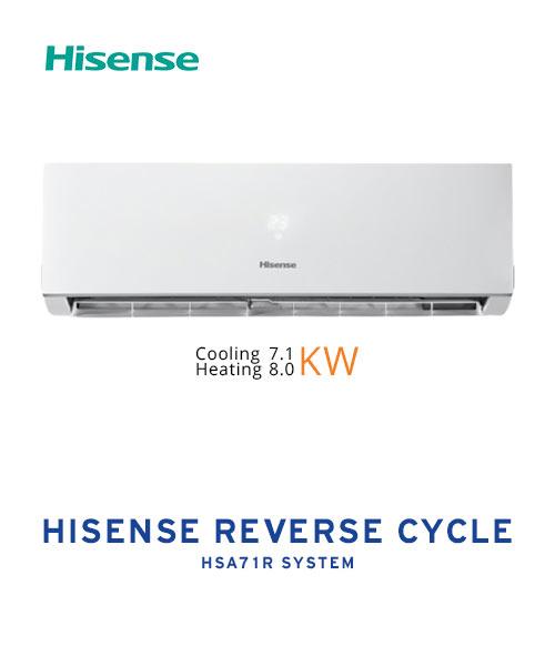 Hisense HSA71R 7.1KW