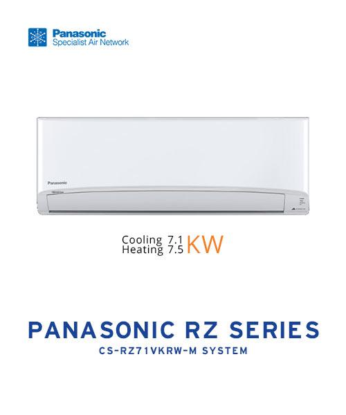 Panasonic RZ Series - CS-RZ71VKRW-M