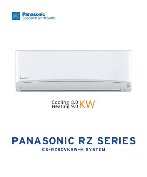 Panasonic RZ Series - CS-RZ80VKRW-M